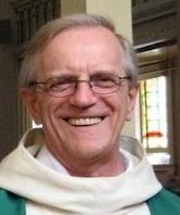 Michel Bouchard, curé de la paroisse