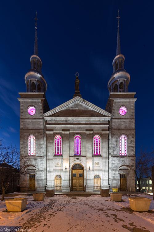 Église de Ste-Rose de Laval